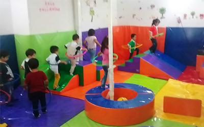 Sala de desarrollo psicomotriz